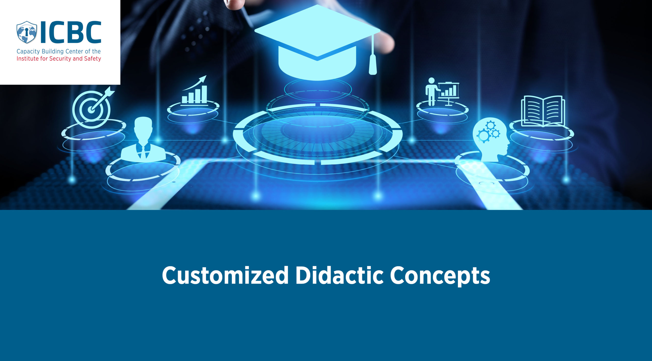capacity building coustomized didactic concepts cyber security coaching training